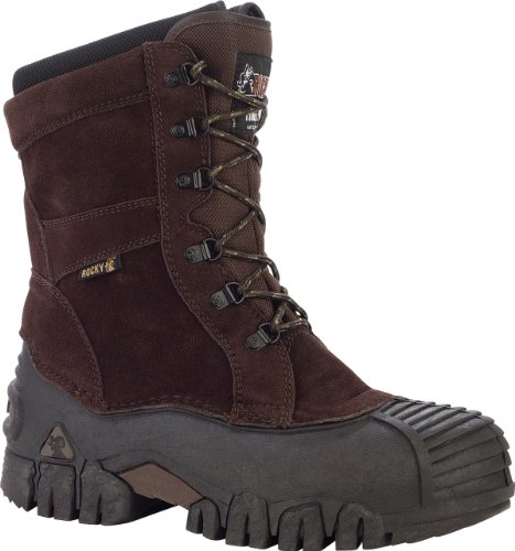 Rocky Men's Japer Trac Men's Hunting Boot,Brown,13 M US
