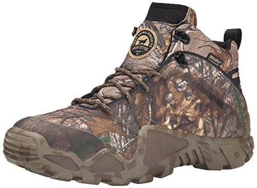 Irish Setter Men's Vaprtrek Hiker WP Boot, Camo, 8.5 D US