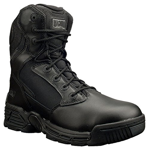 MAGNUM Men's Stealth Force 8.0 SZ WPI (Black 7.5 M)