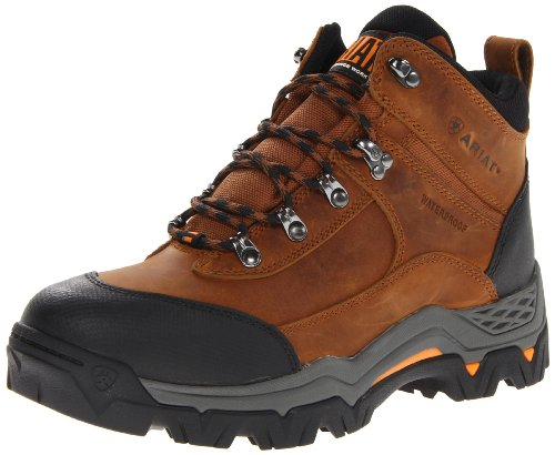 Ariat Men's Trek 5 Inch H2O Boot,Brown,7 2E US