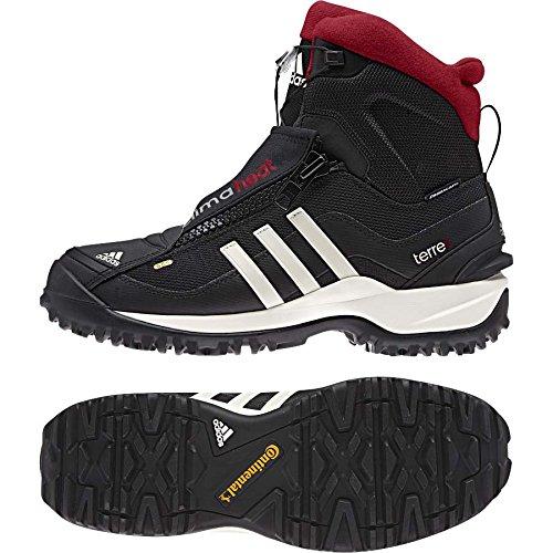 wholesale dealer 223ea 5cd52 adidas Outdoor Terrex Conrax CP Primaloft Mountaineering Boot – Men s  Black Chalk University Red – 6.5