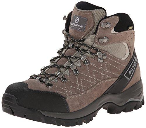 Scarpa Men's Kailash GTX Hiking Boot, Cigar/Fog, 45 EU/11.5 M US