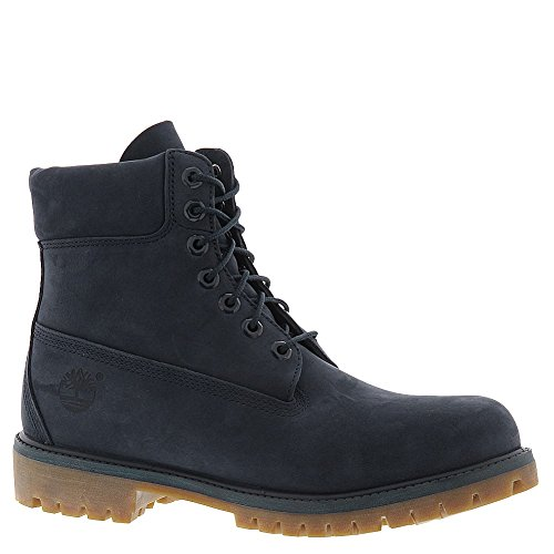 Timberland TB06718B484 Men's Icon 6-in Premium Boot Navy Monochrome 12 M US