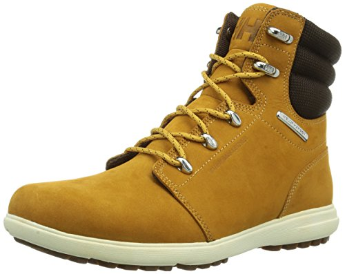 Helly Hansen Men's AST Cold Weather Boot, New Wheat/Angora/Sperry, 11.5 M US