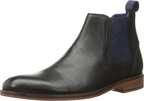 Ted Baker Men's Camroon 2 Chelsea Boot, Black, 10 M US