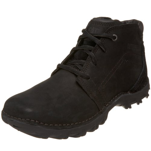 Caterpillar Men's Transform Chukka Boot, Black, 11 M US