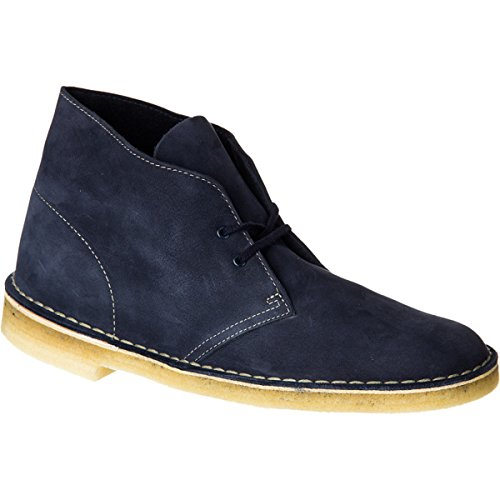 Desert Boot-Men Navy Nubuck | 63687