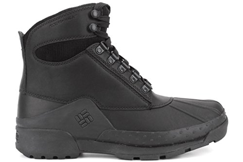 Columbia Men's Bugaboot Original Omni-Heat Boots,Black,7.5 M