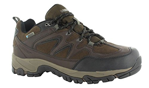 Hi-Tec Men's Altitude Trek Low I WP Hiking Boot,Dark Chocolate,13 M US
