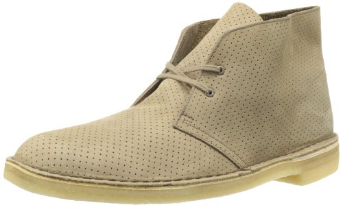 Clarks Men's Originals Desert Ankle Boot,Taupe,9 M US