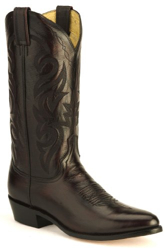 Dan Post Men's Milwaukee 13 inch R Toe Western Boot,15 2E US,Blk Cherry