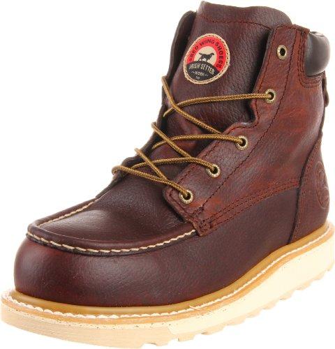 Irish Setter Men's 83606 6″ Aluminum-Toe Work Boot
