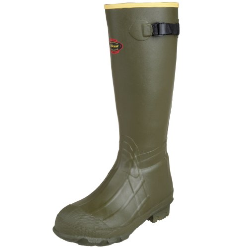 LaCrosse Men's 18″ Burly Classic Hunting Boot,OD Green,9 M US