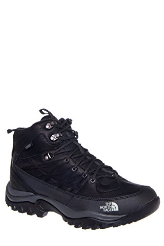 The North Face Storm Winter WP Boot Mens TNF Black/Dark Shadow Grey 12