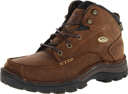Irish Setter Men's 3866  Borderland Chukka Casual Shoe,Brown,12 EE US