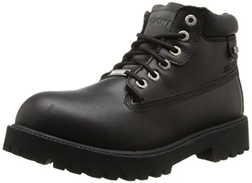 Skechers USA Men's Verdict Men's Boot,Charcoal,8 M US