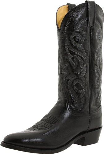 Dan Post Men's Milwaukee 13 inch R Toe Western Boot,Black,9.5 D US