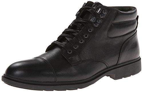 Sebago Men's Intrepid Hiker Chukka Boot,Black,11 M US