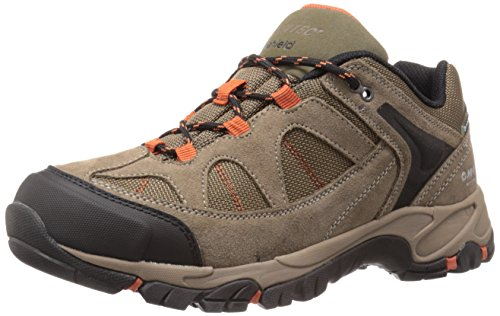 Hi-Tec Men's Altitude Lite Low I WP Chukka Boot, Smokey Brown/Taupe/Red Rock, 11.5 M US