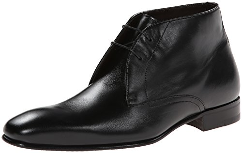 Mezlan Men's Dabour II Chukka Boot,Black,11 M US