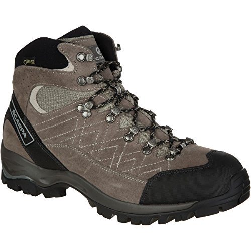 Scarpa Kailash GTX Hiking Boot – Men's Cigar/Fog, 44.0