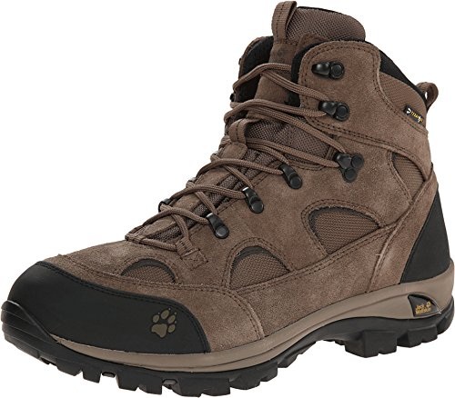 Jack Wolfskin Men's All Terrain Texapore Siltstone Boot UK 9.5 (US Men's 10.5) D – Medium