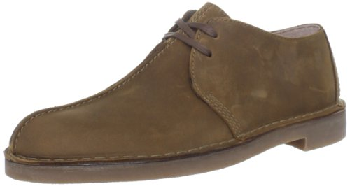 Clarks Men's Bushacre Trek Oxford,Beeswax,10 M US