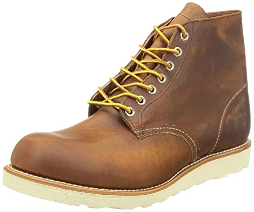 Red Wing Mens Round Toe Copper Chukka Boot – 6.5 D