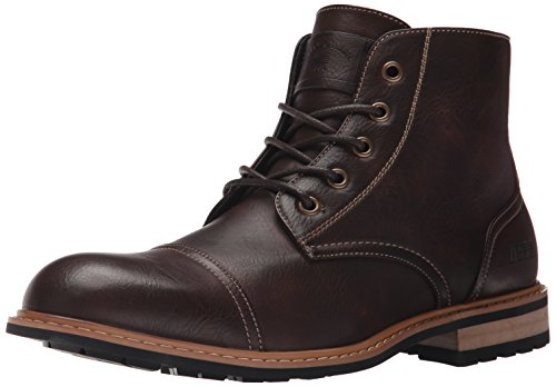 U.s. Polo Assn.. Men's Stuart Tall Cap Toe Boot