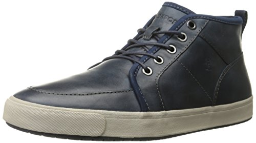 Rockport Men's Path To Greatness Mid Chukka Boot, Navy, 8 M US