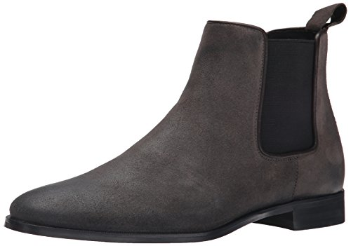Rush by Gordon Rush Men's Kane Chelsea Boot, Grey, 9 M US