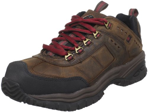 Skechers for Work 76852 Soft Stride Constructor Steel Toe Slip Resistant Sneakers