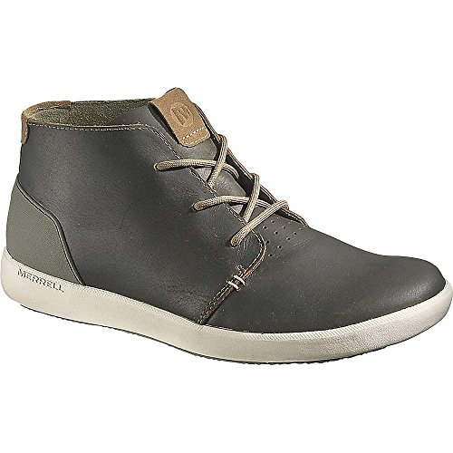 Merrell Men's Freewheel Chukka Boot, Dark Olive, 11 M US