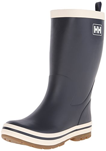 Helly Hansen Men's Midsund 2 Rain Boot, Navy/Off White/Gum, 7.5 M US