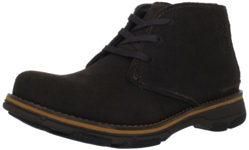 Dunham by New Balance Men's Reed Chukka Boot,Dark Brown,9 D US