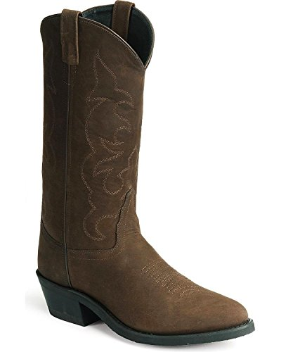 Old West Men's Trucker Western Work Boot