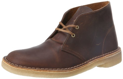 Clarks Originals Men's Desert Boot,Beeswax,8.5 M US