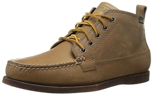 Eastland Men's Seneca Chukka Boot, Natural, 8.5 D US