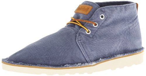 Timberland Men's Handcrafted PT Chukka Boot,Blue Canvas,10.5 M US