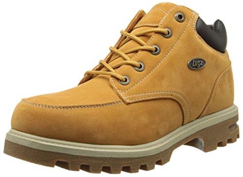 Lugz Men's Combatant WR Winter Boot, Golden Wheat/Cream/Bark/Gum, 8 D US
