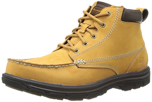 Skechers USA Men's Segment-Barillo Boot