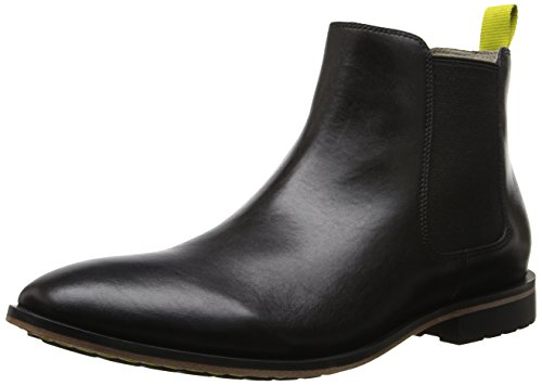 Clarks Men's Gatley Top Chelsea Boot,Black,11 M US