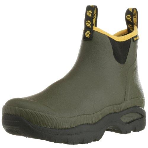 LaCrosse Men's Hampton 3.0 MM Green Rubber Boot, Green, 9 M US