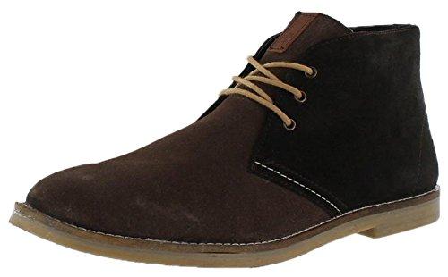Ben Sherman Conrad Men's Chukka Desert Boots Suede Brown Size 9 42