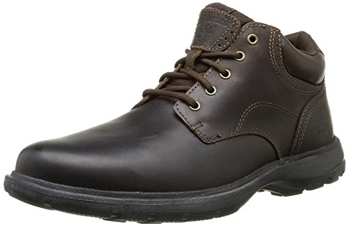 Timberland Men's EK Richmont Plain Toe Chukka Boot,Brown Smooth,14 M US