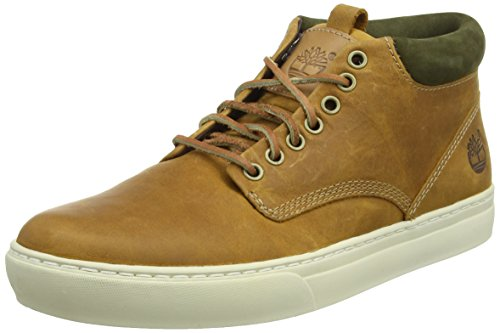Timberland Adventure Cupsole Chukka Wheat Mens Boots Size 9.5 US