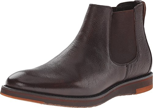 Kenneth Cole REACTION Men's Thank Me Later Chelsea Boot, Brown, 9 M US
