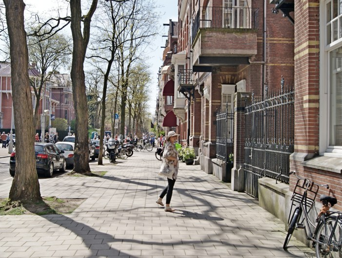 Amsterdam Oud-Zuid Jan Luijkenstraat