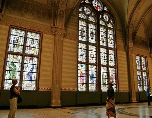 Rijksmuseum Amsterdam inside