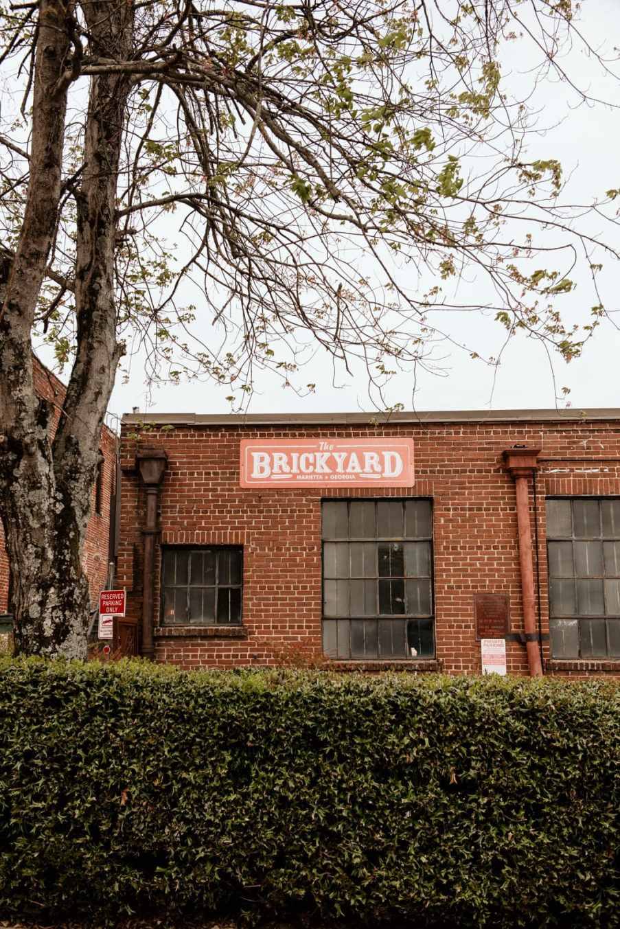 The Brickyard Marietta Georgia